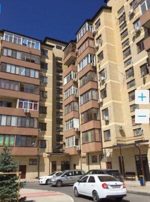 2-комн. квартира, 64 кв.м. на 4 человека, улица Омелькова, 28, Анапа - Фотография 1