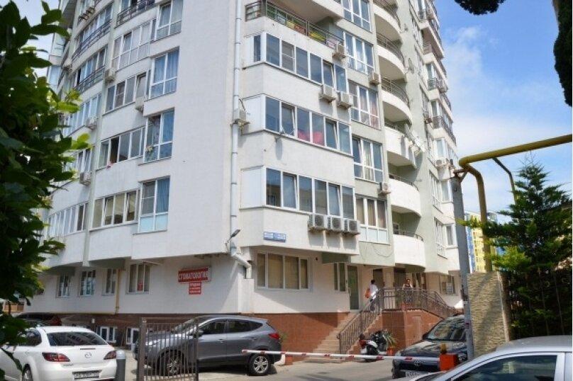 3-комн. квартира, 99 кв.м. на 8 человек, переулок Богдана Хмельницкого, 8, Адлер - Фотография 8