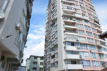 2-комн. квартира, 100 кв.м. на 9 человек, переулок Богдана Хмельницкого, Адлер - Фотография 3