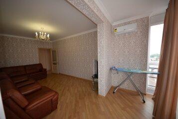 3-комн. квартира, 99 кв.м. на 8 человек, переулок Богдана Хмельницкого, 8, Адлер - Фотография 4