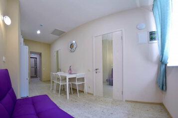 Апартаменты в частном доме, 45 кв.м. на 4 человека, 2 спальни, Набережная улица, 24Г, Алушта - Фотография 4