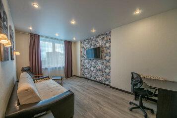 2-комн. квартира, 61 кв.м. на 5 человек, набережная реки Смоленки, 3к1, Санкт-Петербург - Фотография 1
