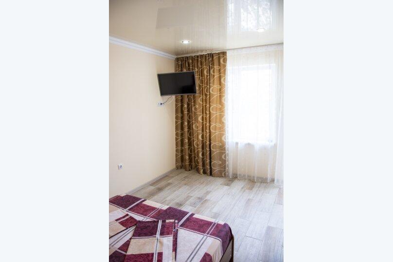 Номер Стандарт, 3-местный (2 основных + 1 доп), 1-комнатный №10, Революционная улица, 124, Кабардинка - Фотография 3