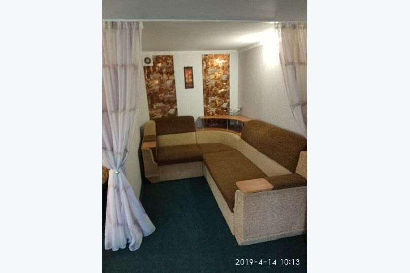 Гостевая комната частном доме , СТ Атлантика-2, 3 на 1 комнату - Фотография 9