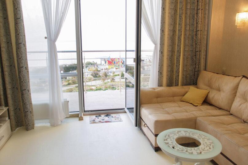 Апартаменты  Aquamarine Resort & SPA, Парковая, 11 на 1 номер - Фотография 14