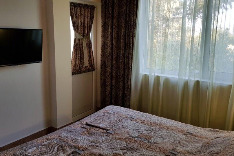 Двухкомнатные апартаменты в восточном стиле с мини-кухней, Черноморское шоссе, 31, Межводное - Фотография 5