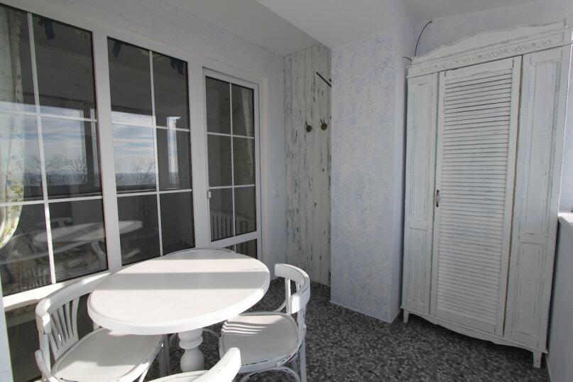 2-комн. квартира, 55 кв.м. на 4 человека, улица Бондаренко, 13, поселок Орджоникидзе, Феодосия - Фотография 8