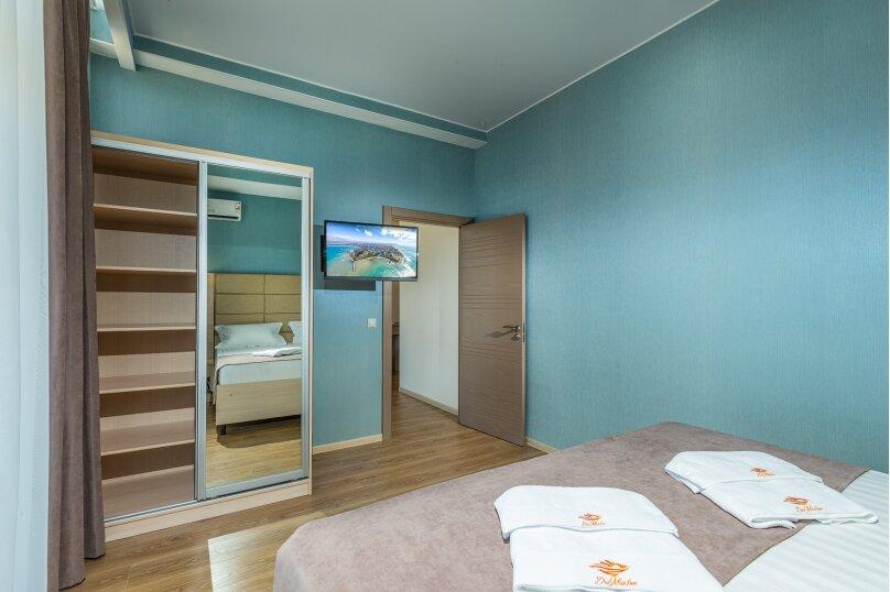 Люкс 2-х комнатный с видом на море, Южный проспект, 14, Витязево - Фотография 4