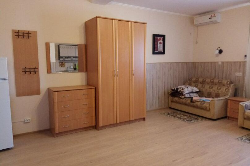 Номер студия со своей кухней, Бондаревой, 2а/2, Пересыпь - Фотография 2