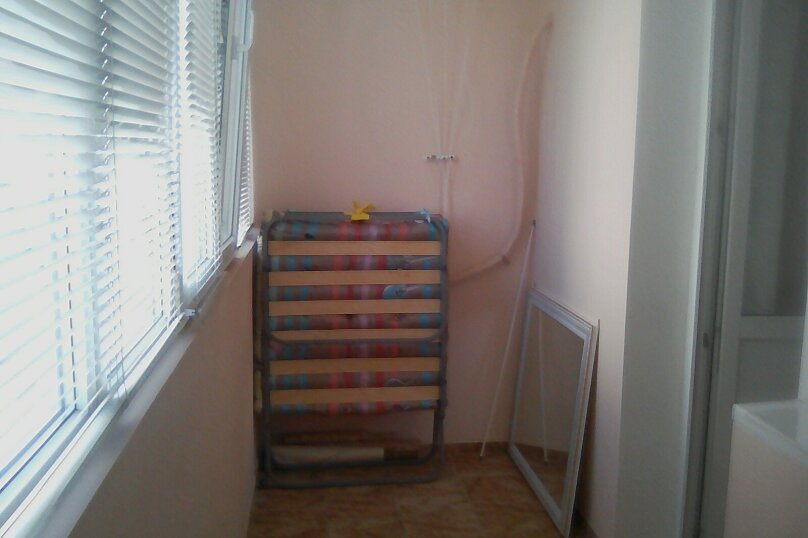 1-комн. квартира, 35 кв.м. на 4 человека, Профсоюзная улица, 41, Феодосия - Фотография 5