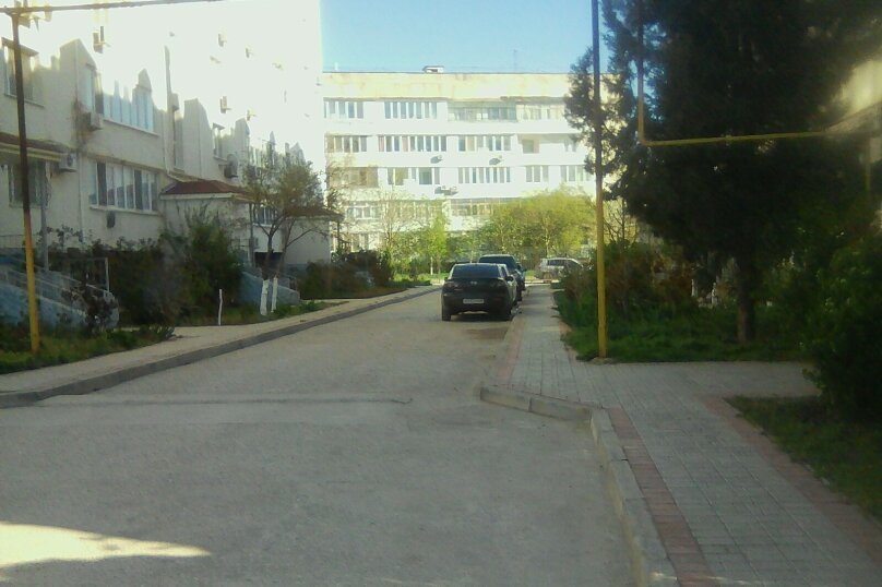 1-комн. квартира, 35 кв.м. на 4 человека, Профсоюзная улица, 41, Феодосия - Фотография 14