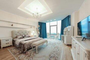 3-комн. квартира, 130 кв.м. на 6 человек, Парковая улица, 11, Севастополь - Фотография 4