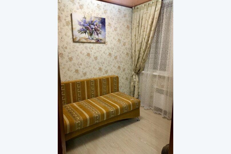 2-комн. квартира, 38 кв.м. на 4 человека, улица Ленина, 4А, поселок Орджоникидзе, Феодосия - Фотография 11