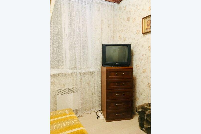 2-комн. квартира, 38 кв.м. на 4 человека, улица Ленина, 4А, поселок Орджоникидзе, Феодосия - Фотография 12