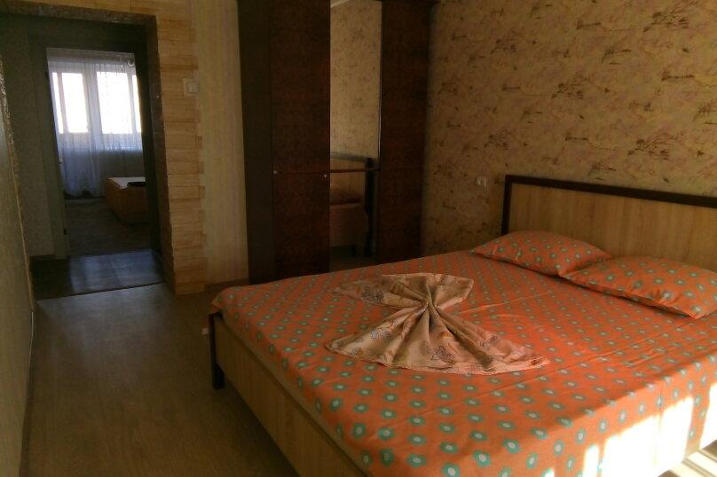 2-комн. квартира, 47 кв.м. на 4 человека, улица Чапаева, 8, Волгоград - Фотография 6