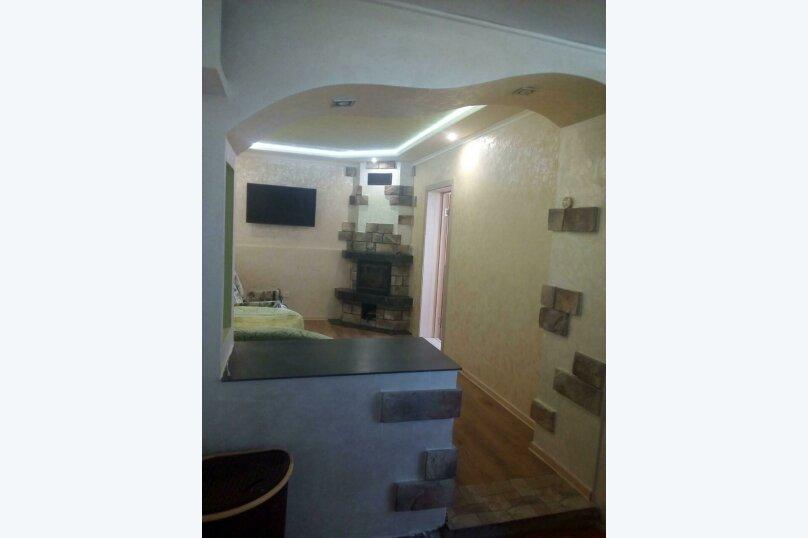 Сдам жильё в Алупке на 5 человек, 2 спальни, переулок Калинина, 10, Алупка - Фотография 7