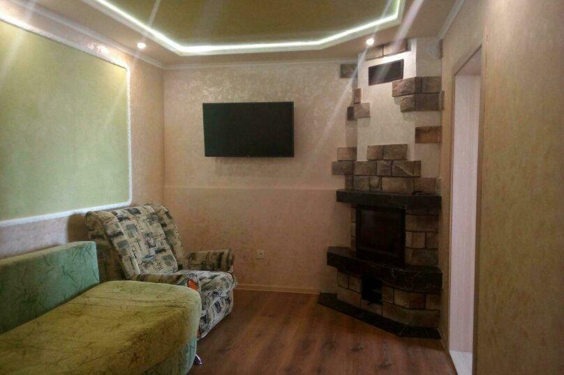 Сдам жильё в Алупке на 5 человек, 2 спальни, переулок Калинина, 10, Алупка - Фотография 1
