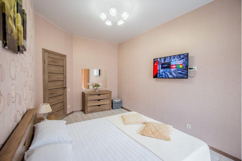 1-комн. квартира, 46 кв.м. на 3 человека, Крымская улица, 22к18, Геленджик - Фотография 5