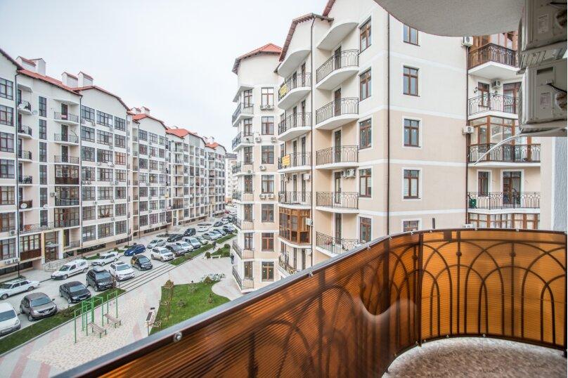 1-комн. квартира, 46 кв.м. на 3 человека, Крымская улица, 22к18, Геленджик - Фотография 6