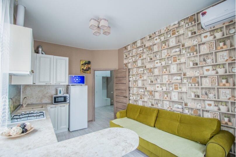 1-комн. квартира, 46 кв.м. на 3 человека, Крымская улица, 22к18, Геленджик - Фотография 10