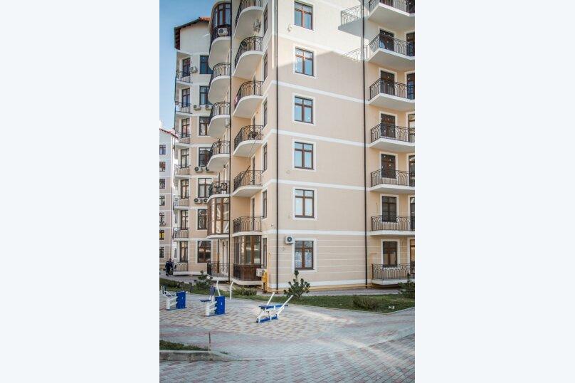 1-комн. квартира, 46 кв.м. на 3 человека, Крымская улица, 22к18, Геленджик - Фотография 14