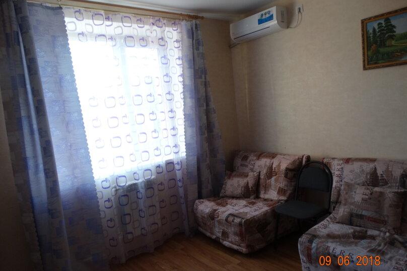1-комн. квартира, 31 кв.м. на 4 человека, Октябрьская улица, 3к1, Ейск - Фотография 1