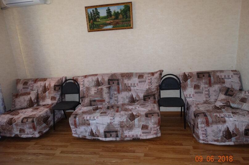 1-комн. квартира, 31 кв.м. на 4 человека, Октябрьская улица, 3к1, Ейск - Фотография 4