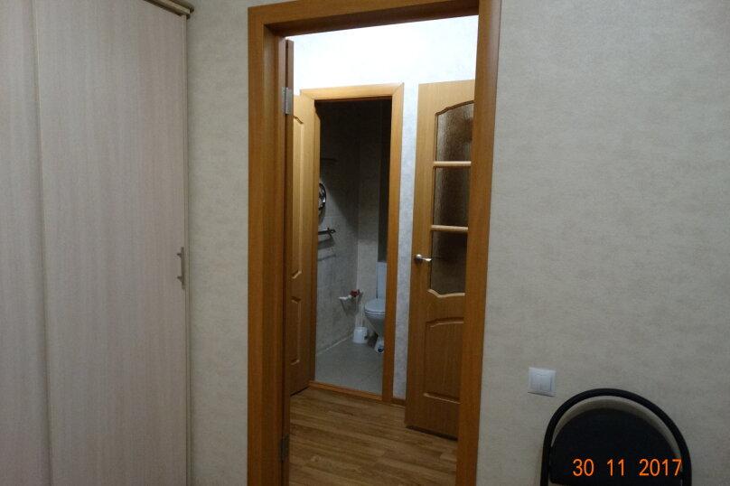 1-комн. квартира, 31 кв.м. на 4 человека, Октябрьская улица, 3к1, Ейск - Фотография 9