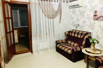 2-комн. квартира, 38 кв.м. на 4 человека, улица Ленина, 4А, поселок Орджоникидзе, Феодосия - Фотография 1