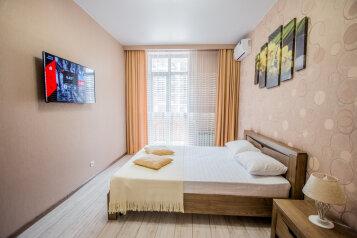1-комн. квартира, 46 кв.м. на 3 человека, Крымская улица, 22к18, Геленджик - Фотография 1