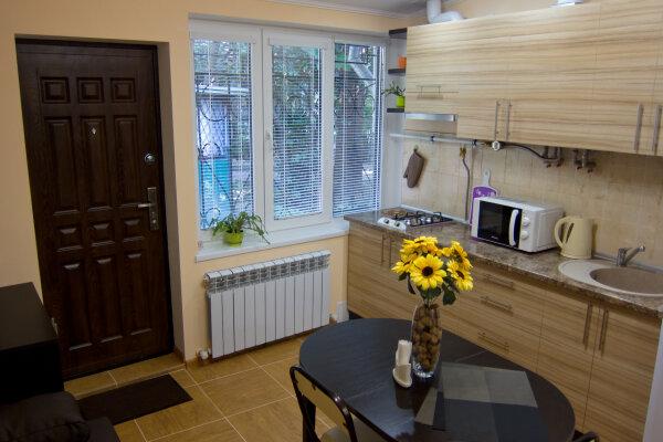 1-комн. квартира, 28 кв.м. на 3 человека, Пушкинская, 13, Ялта - Фотография 1