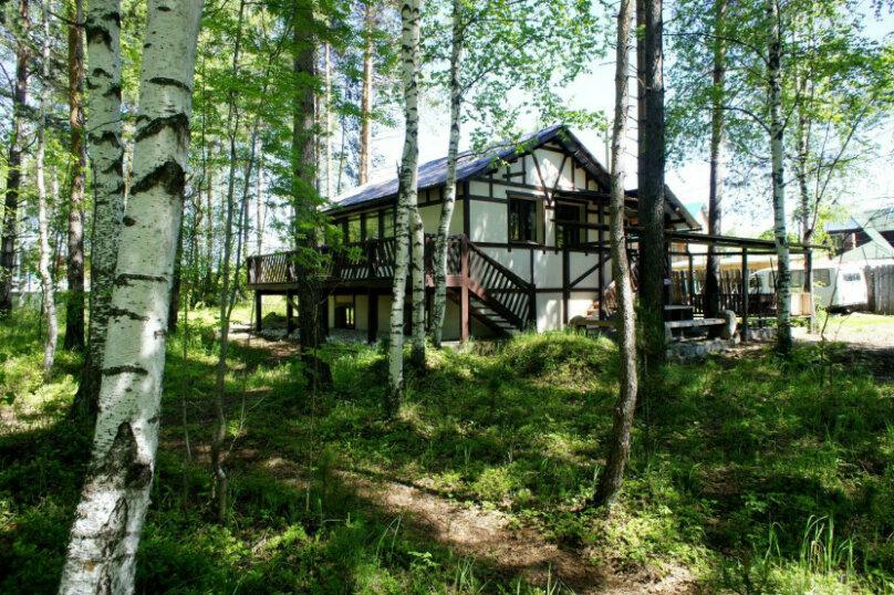Альпийский домик , 95 кв.м. на 6 человек, 3 спальни, Снежная улица, 2, Байкальск - Фотография 21
