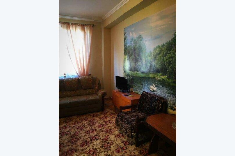 2х комнатный Люкс, улица Абазгаа, 67/4, Гагра - Фотография 3