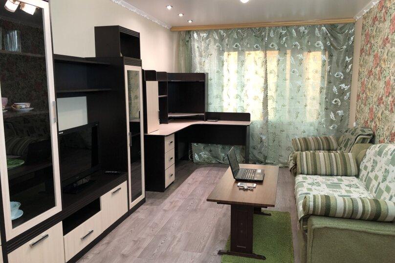 2-комн. квартира, 52 кв.м. на 5 человек, Садовая улица, 37, Белгород - Фотография 2