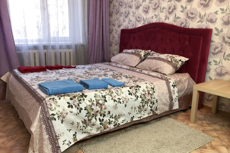 2-комн. квартира, 52 кв.м. на 5 человек, Садовая улица, 37, Белгород - Фотография 6