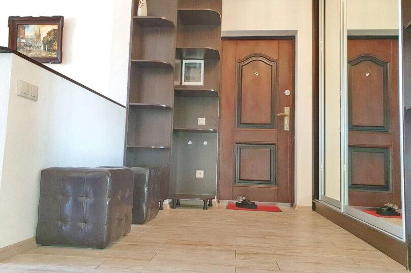 2-комн. квартира, 55 кв.м. на 4 человека, Калиновая улица, 9/2, Красная Поляна - Фотография 7