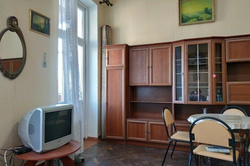 1-комн. квартира на 4 человека, улица Кирова, 5, Евпатория - Фотография 9