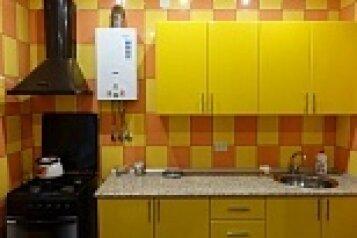 """2-х комнатный """"Комфорт"""" :  Квартира, 8-местный, 2-комнатный, Гостевой дом , Майкопская улица, 38 на 7 номеров - Фотография 4"""