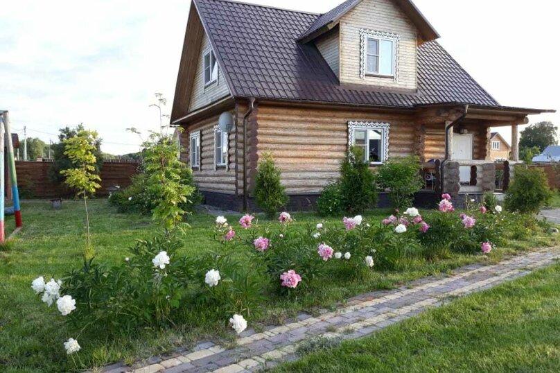 Дом, 115 кв.м. на 12 человек, 3 спальни, село Троицкое , 114, Серпухов - Фотография 1