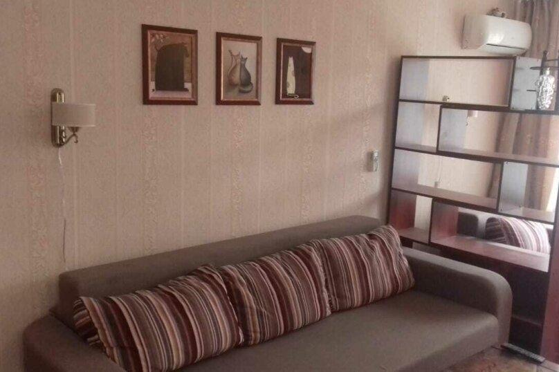 1-комн. квартира, 36 кв.м. на 4 человека, Перекопская улица, 4А, Алушта - Фотография 2