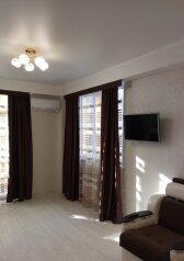 1-комн. квартира, 32 кв.м. на 4 человека, улица Станиславского, 1А, Адлер - Фотография 1