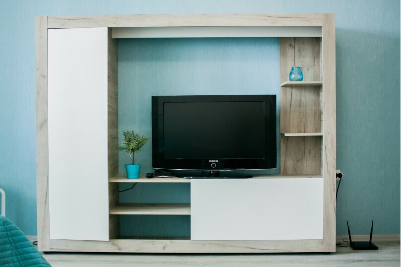 1-комн. квартира, 30 кв.м. на 3 человека, улица Академика Сахарова, 18, Казань - Фотография 3