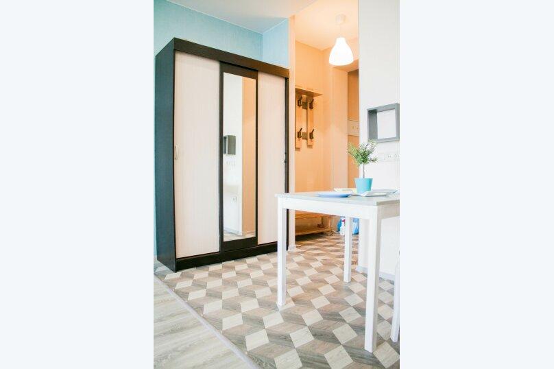 1-комн. квартира, 30 кв.м. на 3 человека, улица Академика Сахарова, 18, Казань - Фотография 4