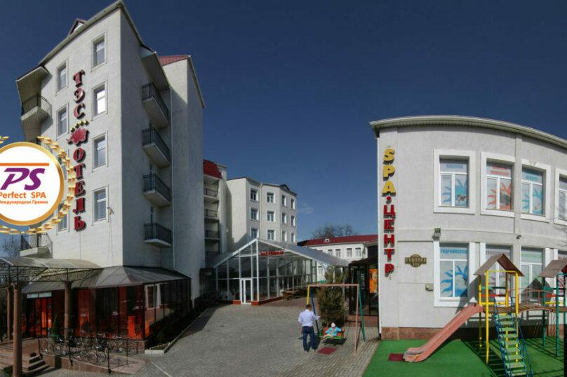 ТЭС-Отель, улица Пушкина, 16А на 60 номеров - Фотография 1