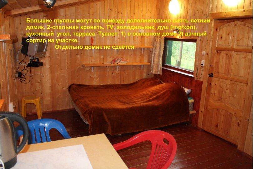 Дом, 80 кв.м. на 8 человек, 3 спальни, деревня Тарасово, 6, Осташков - Фотография 18