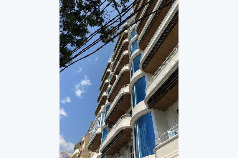 1-комн. квартира, 40 кв.м. на 4 человека, Севастопольское шоссе, 52Х, Гаспра - Фотография 16