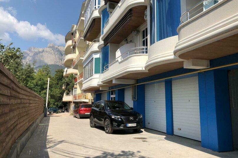 1-комн. квартира, 40 кв.м. на 4 человека, Севастопольское шоссе, 52Х, Гаспра - Фотография 17