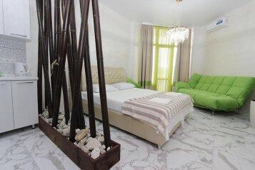 1-комн. квартира, 31 кв.м. на 4 человека, Черноморская набережная, Феодосия - Фотография 1