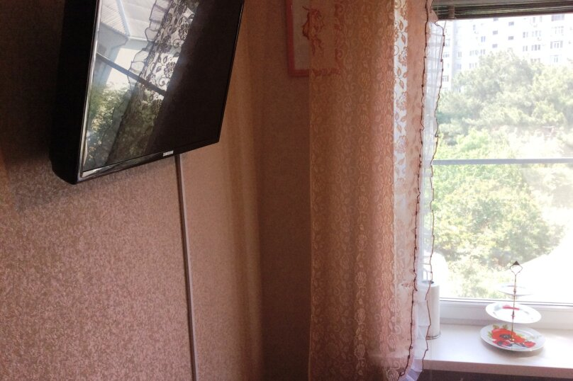 1-комн. квартира, 32 кв.м. на 4 человека, Полевая улица, 26, Геленджик - Фотография 4