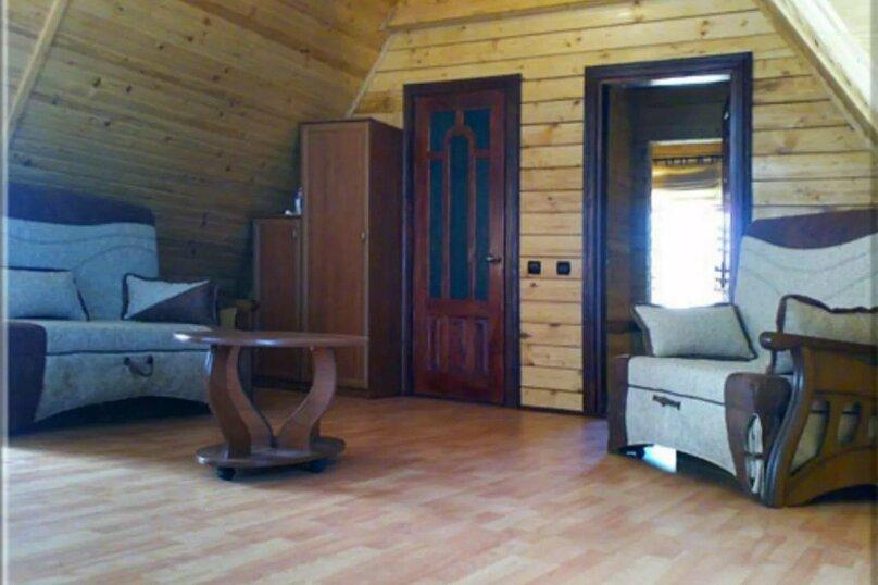 """Гостевой дом """"Аллиат"""", Рыбачья улица, 22 на 4 комнаты - Фотография 16"""